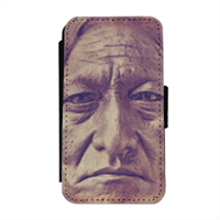 Sitting Bull Flip cover laterale iphone 4-4s