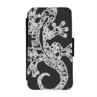 Lizard Flip cover laterale iphone 4-4s