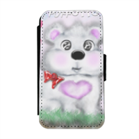 Puffotto Flip cover laterale iphone 4-4s
