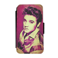 The king of the king Flip cover laterale iphone 4-4s