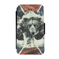 Novorossiya is Russia Flip cover laterale iphone 4-4s