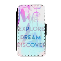 dreamcatcher Flip cover laterale iphone 4-4s
