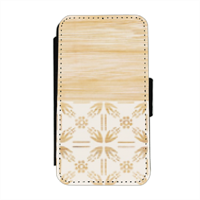 Bamboo and Japan Flip cover laterale iphone 4-4s