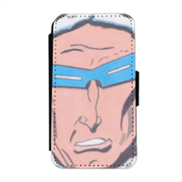 CAPITAN GELO Flip cover laterale iphone 4-4s