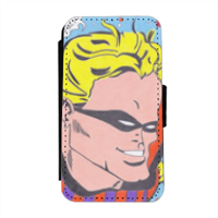 MISTER IMBROGLIO Flip cover laterale iphone 4-4s