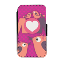 Mamma I Love You - Flip cover laterale iphone 4-4s