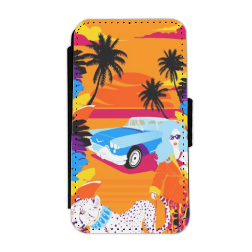 Rich Summer  Flip cover laterale iphone 4-4s