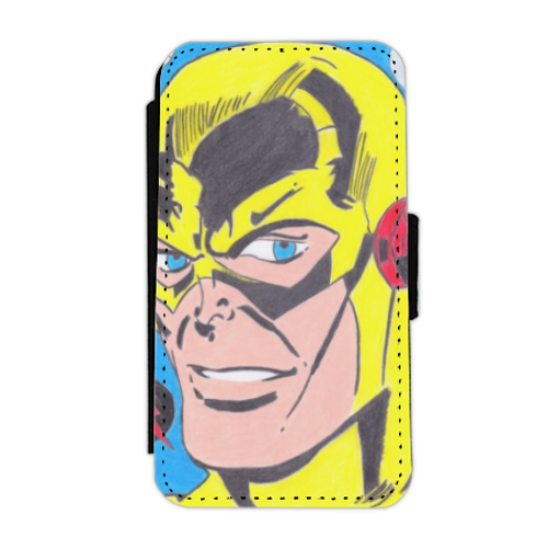 PROFESSOR ZOOM Flip cover laterale iphone 4-4s