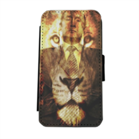 King with King Flip cover laterale iphone 5