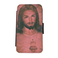 Jesus esta vivo Flip cover laterale iphone 5