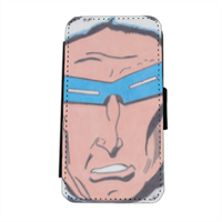 CAPITAN GELO Flip cover laterale iphone 5