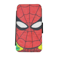 UOMO RAGNO Flip cover laterale iphone 5
