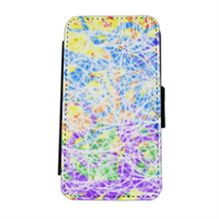 belle curve fantasia Flip cover laterale iphone 5