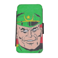 2018 DRU ZOD Flip cover laterale iphone 5