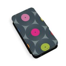 Cover Iphone 5 Flip a libro