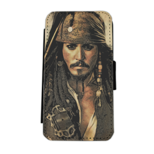 Pirati Flip cover laterale iphone 5