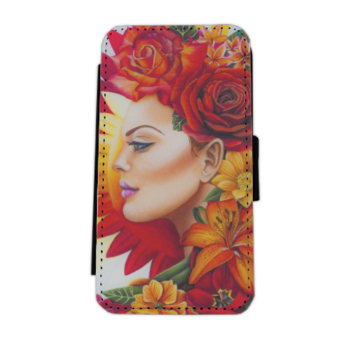 Anthea Flip cover laterale iphone 5