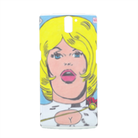 POWER GIRL Cover Oneplus One 3D