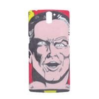 BLACK ADAM Cover Oneplus One 3D