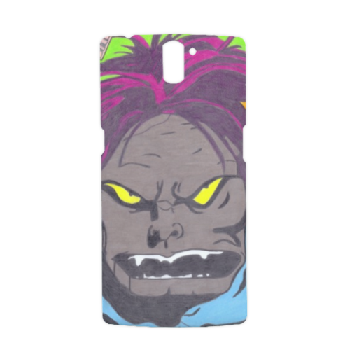 MAN BULL Cover Oneplus One 3D