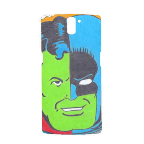 THE COMPOSITE SUPERMAN Cover Oneplus One 3D