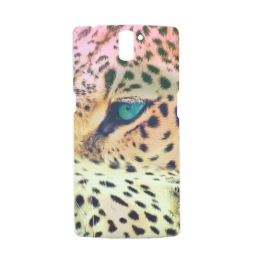 Leopard Cover Oneplus One 3D