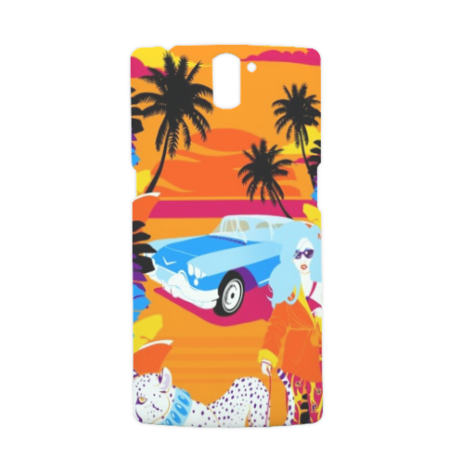 Rich Summer  Cover Oneplus One 3D