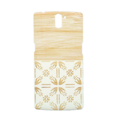 Bamboo and Japan Cover Oneplus One 3D