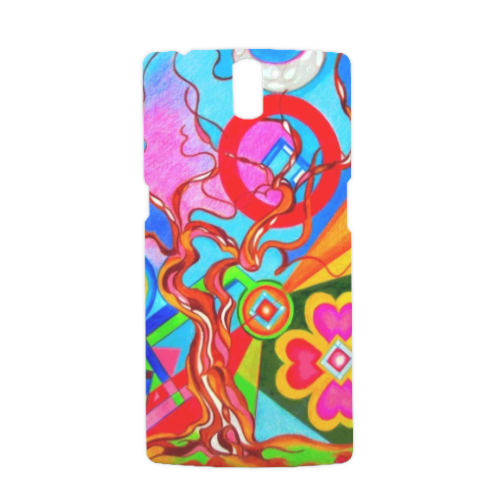Tree of Life Cover Oneplus One 3D