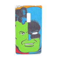 THE COMPOSITE SUPERMAN Cover Oneplus 2 3D