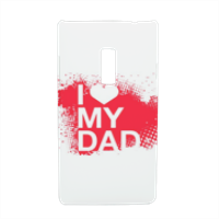 I Love My Dad - Cover Oneplus 2 3D