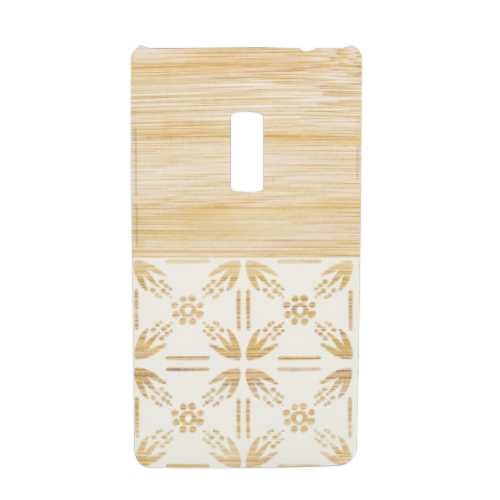 Bamboo and Japan Cover Oneplus 2 3D