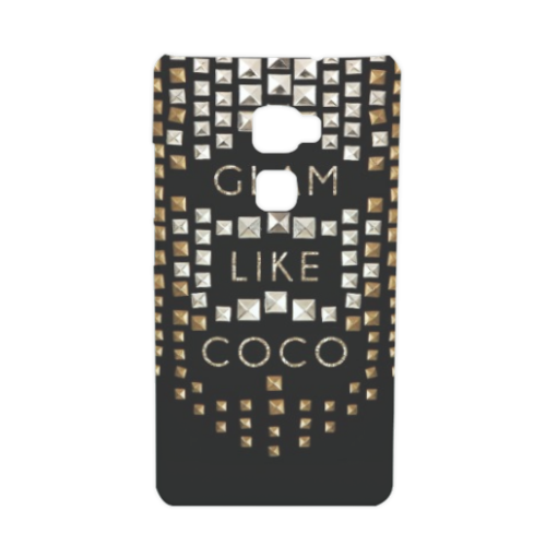 Glam Like Coco Cover Huawei Mate S 3D