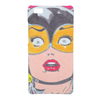CATWOMAN 2016 Cover Huawei P8 Lite 3D
