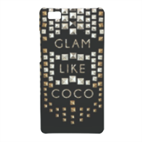 Glam Like Coco Cover Huawei P8 Lite 3D