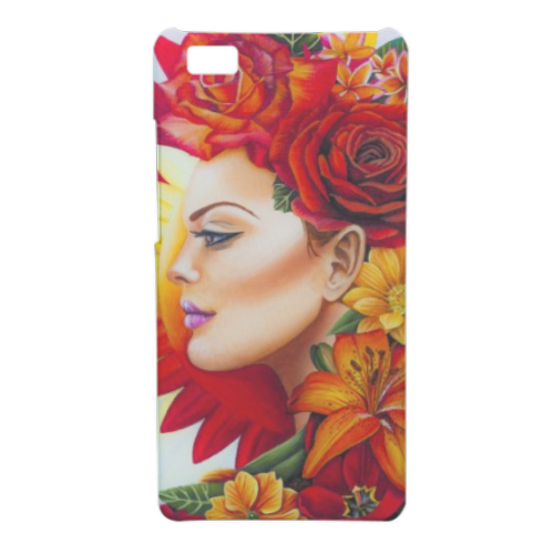 Anthea Cover Huawei P8 Lite 3D