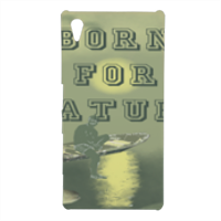 Born for Nature Cover Sony Z5 3D
