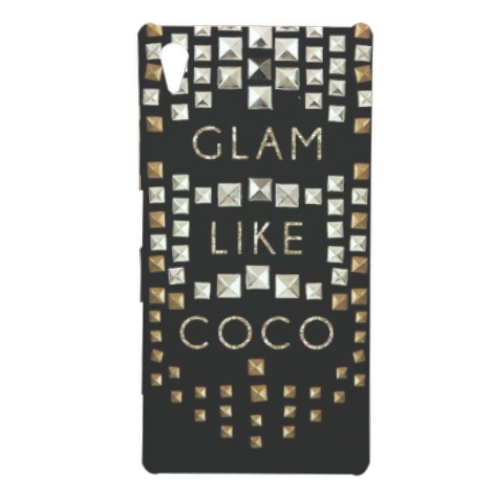 Glam Like Coco Cover Sony Z5 3D