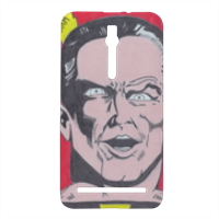 BLACK ADAM Cover Asus Zenfone 2 3D