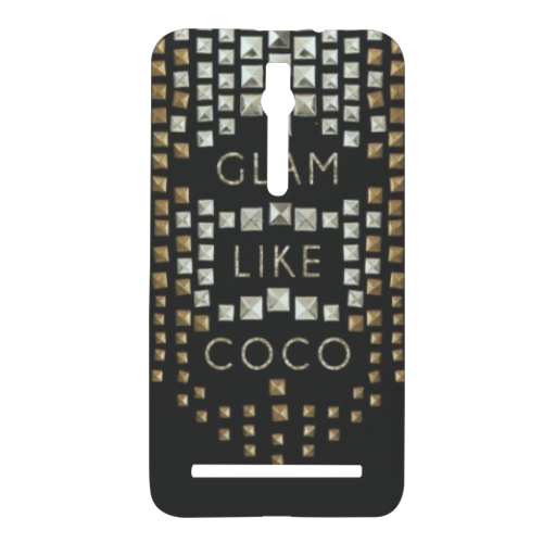 Glam Like Coco Cover Asus Zenfone 2 3D