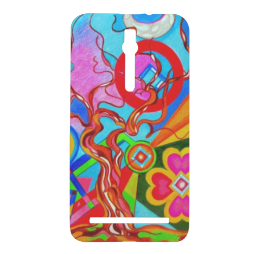 Tree of Life Cover Asus Zenfone 2 3D