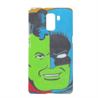 THE COMPOSITE SUPERMAN Cover Honor 7 3D