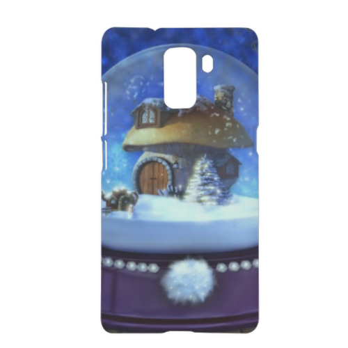 Globo di Neve Fantasy Cover Honor 7 3D