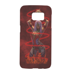 Abaddon Cover Samsung Galaxy S7 3D