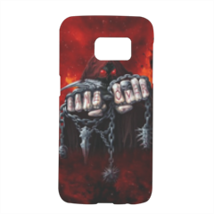 Game Over Cover Samsung Galaxy S7 3D