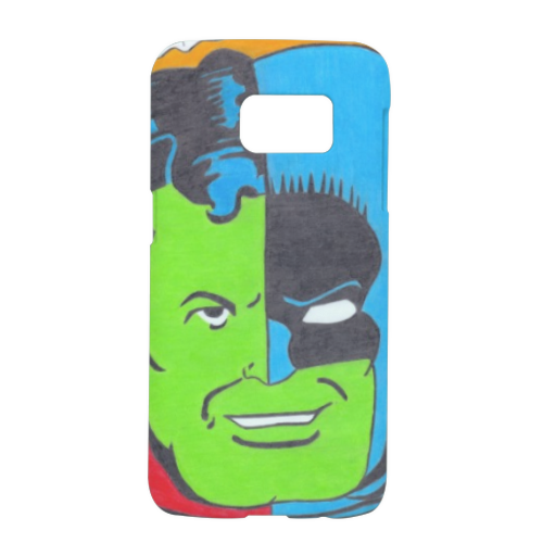 THE COMPOSITE SUPERMAN Cover Samsung Galaxy S7 3D