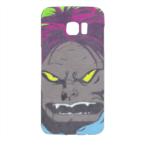 MAN BULL Cover Samsung Galaxy S7 Edge 3D