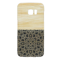 Bamboo Gothic Cover Samsung Galaxy S7 Edge 3D