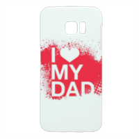 I Love My Dad - Cover Samsung Galaxy S7 Edge 3D