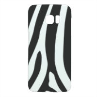 Zebra African Cover Samsung Galaxy S7 Edge 3D